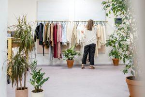 Negocio de ropa