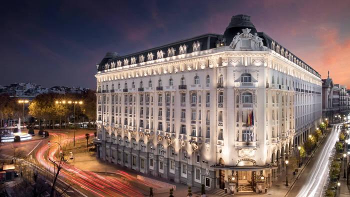 reforma hotel madrid
