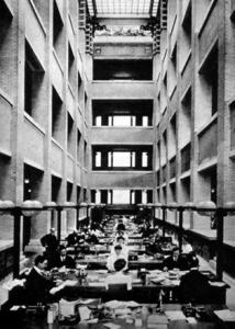 Historia de las oficinas