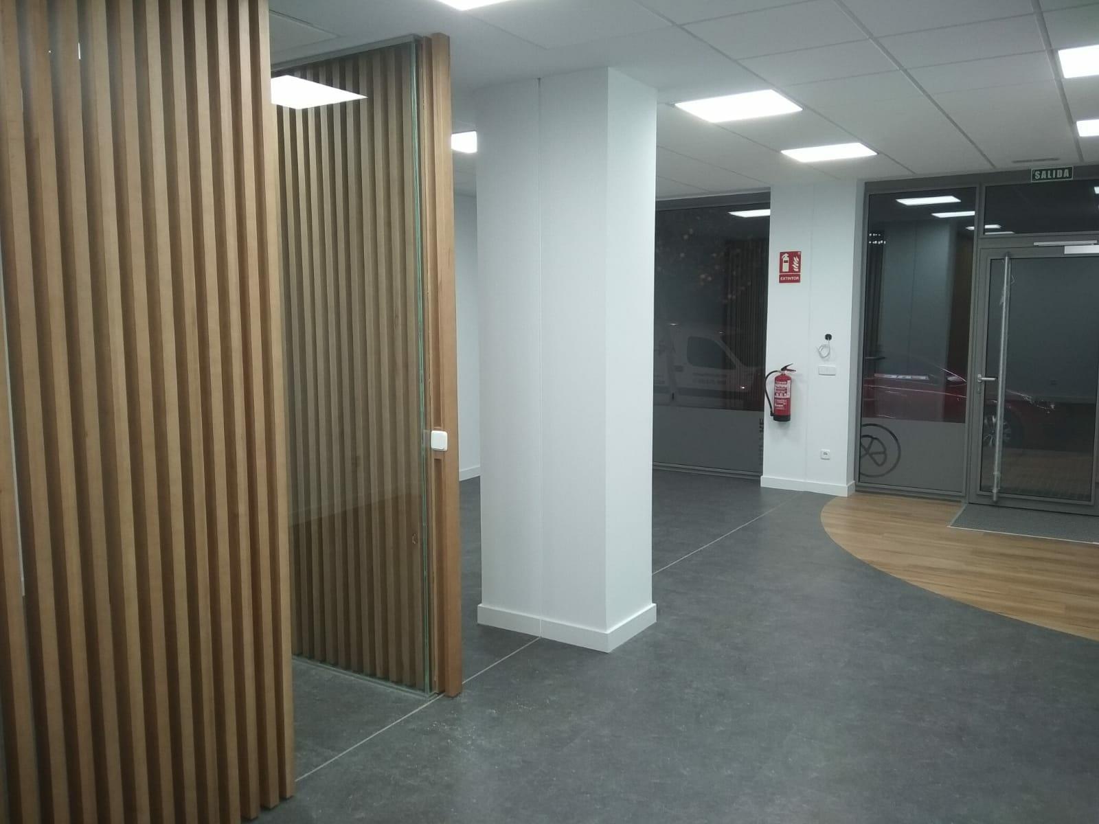 reforma de oficinas en Málaga
