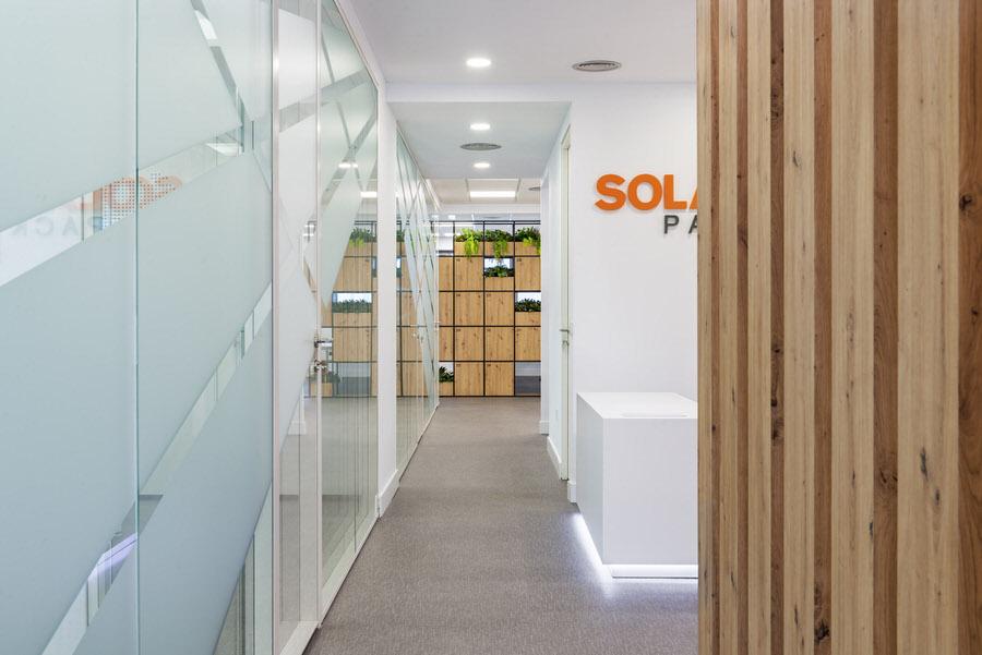 Reforma de oficina en Sevilla