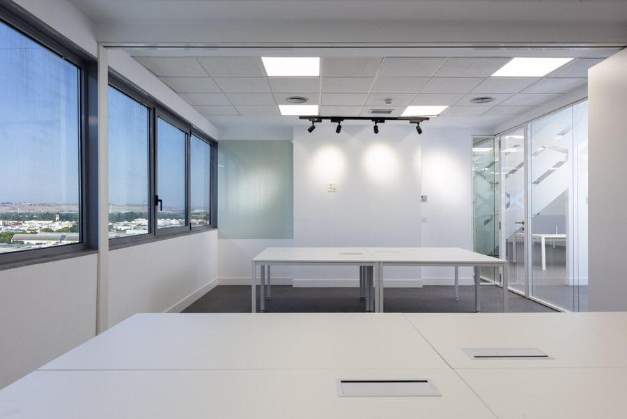 Iluminación sala muntifuncional