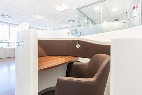 espacio individual coworking